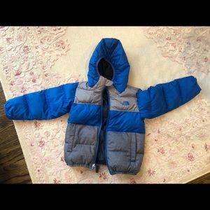 The North Face 4T Reversible Puffer
